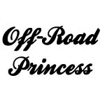 OFF ROAD PRINCESS DECAL STICKER